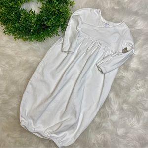 Ralph Lauren White Infant Nightgown